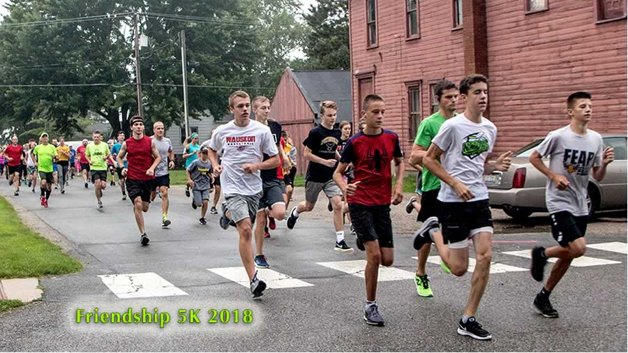 Friendship 5K Run 2018