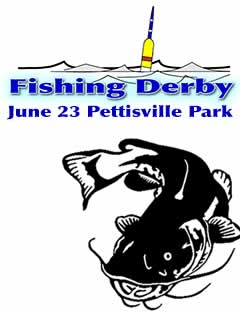 Fishing Derby at Pettisville Park