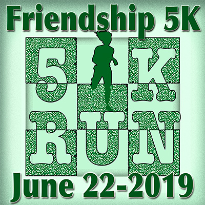 Friendship 5K June 22-2019